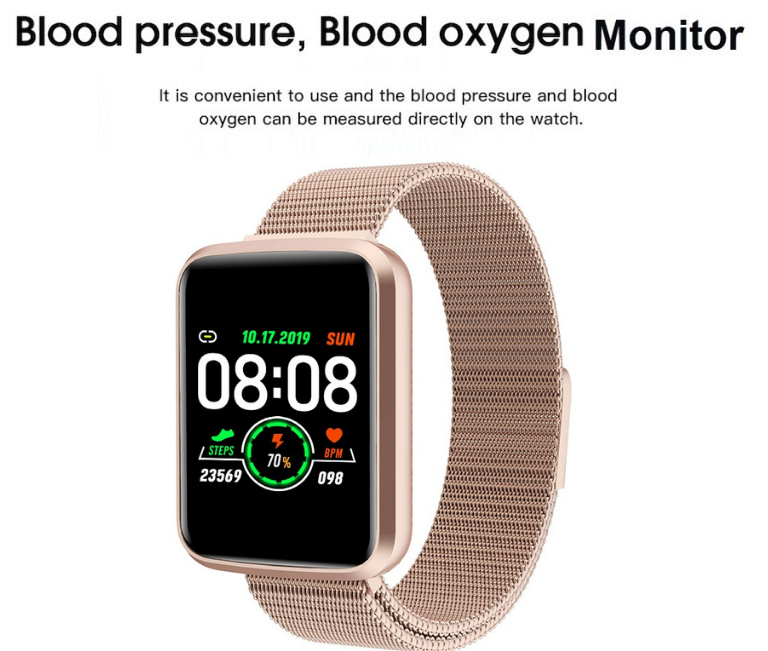 Best Rated Blood Pressure Watch
