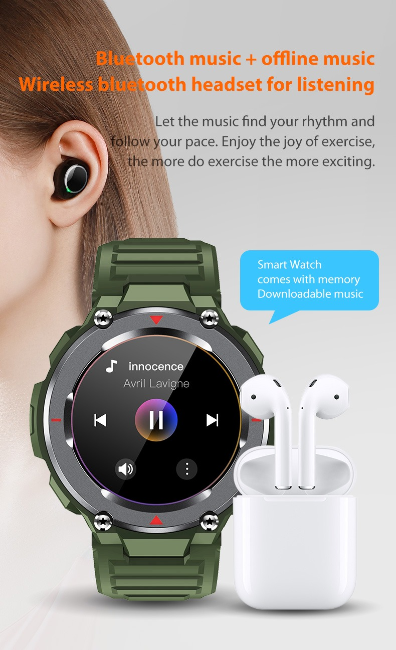 buy out door and rugged smart watches
