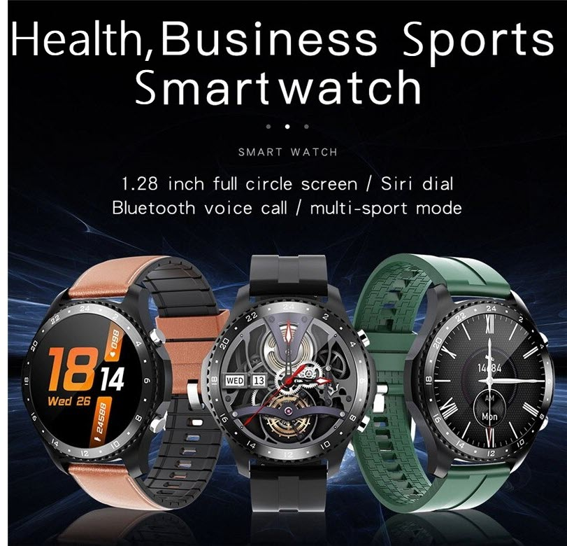 Heal and business smart watch
